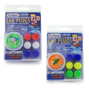 Putty Buddies Earplugs - Floatable